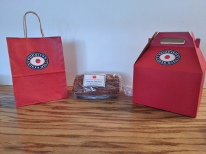 Pistachio Nut Bread Gift Bags NOW Available