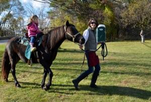 Pony Rides on Sundays